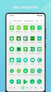 Mint Launcher Uygulaması Full Apk İndir 4
