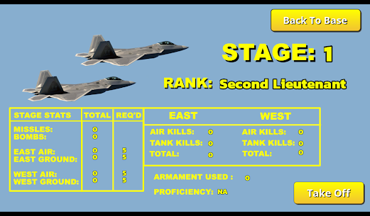 F-22 Stealth Attack Fighter Jet Game Hack & Cheats 2