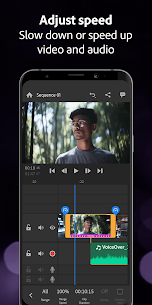 Adobe Premiere Rush — Video Editor Mod 1.5.56.1264 Apk [Unlocked] 2