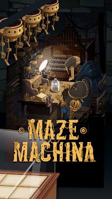 Maze Machinaのおすすめ画像2