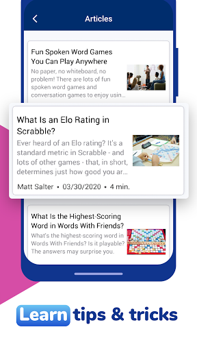 WordFinder by YourDictionary  screenshots 2