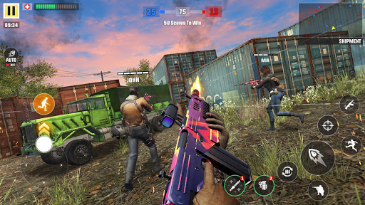 Rebel Wars u2013 Fps Shooting Game: New Fps Games 2020 1.9 screenshots 3