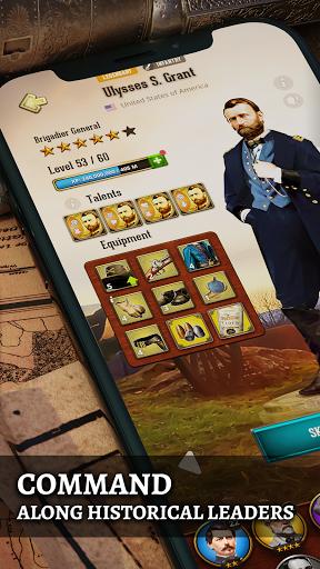 War and Peace: The #1 Civil War Strategy Game 2021.2.1 Screenshots 7