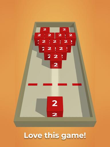 Chain Cube: 2048 3D merge game 1.46.03 screenshots 17