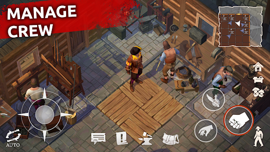 Mutiny: Pirate Survival RPG Screenshot