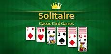 ソリティア - 無料日本、クラシックカードゲームのおすすめ画像1