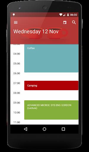 Today Calendar Pro  screenshots 5