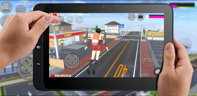 Image For Sakura School Simulator 2021 Terbaru Asli Guide Versi 1.0.0 4