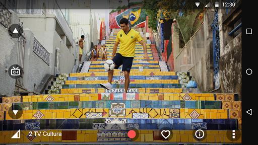 mobile tv screenshot 1