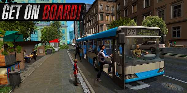 Free Bus Simulator  Original Apk Download 2021 3