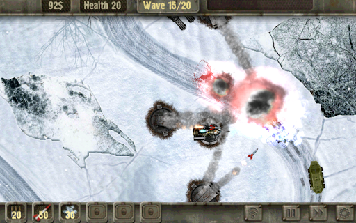 Defense Zone - Original 1.1.3 screenshots 5