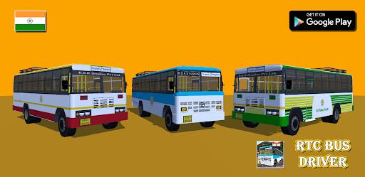 RTC Bus Driver - Tirupati Apkfinish screenshots 17