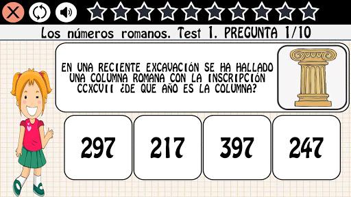 Matemu00e1ticas 10 au00f1os 1.0.24 screenshots 2