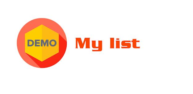A listing Apk 5