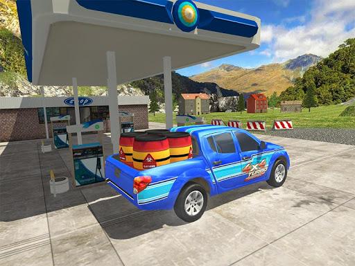 Offroad Pickup Truck Cargo Duty 2.0 Screenshots 17