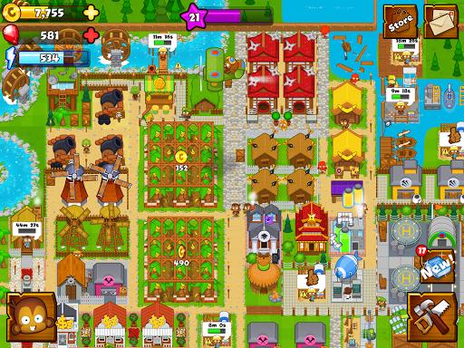 Bloons Monkey City  Screenshots 6