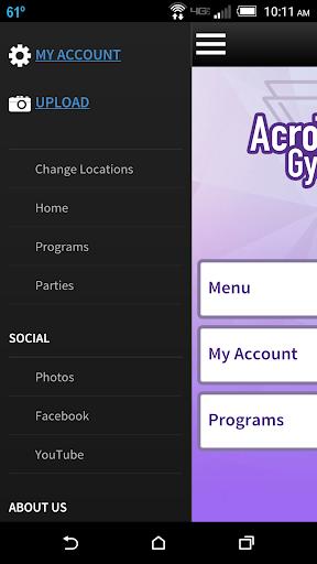 acrotex gymnastics screenshot 2