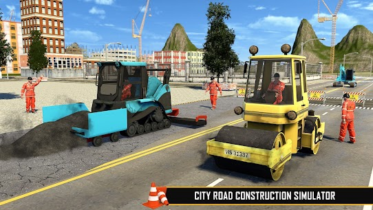 Construction Games: Road Construction For Pc 2020 (Windows, Mac) Free Download 1