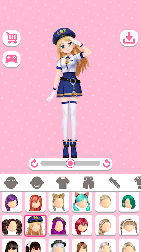 Styledoll - 3D Avatar maker 01.03.02 Screenshots 5