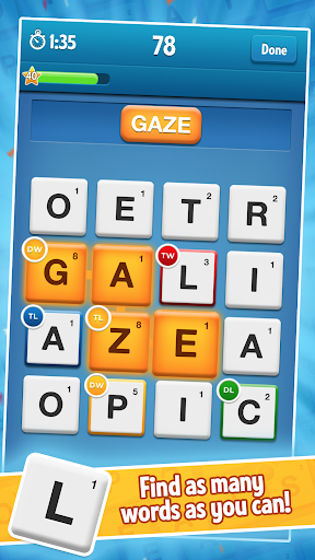 Ruzzle Free screenshots 1