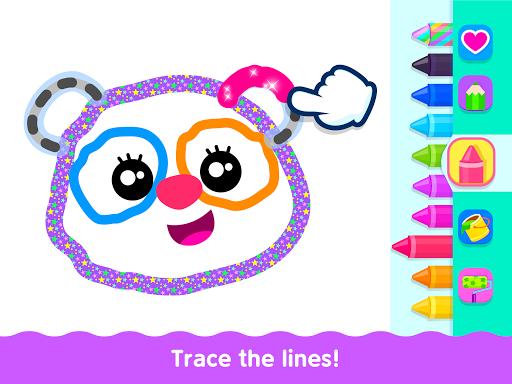 Bini Toddler Drawing Apps! Coloring Games for Kids apktram screenshots 10