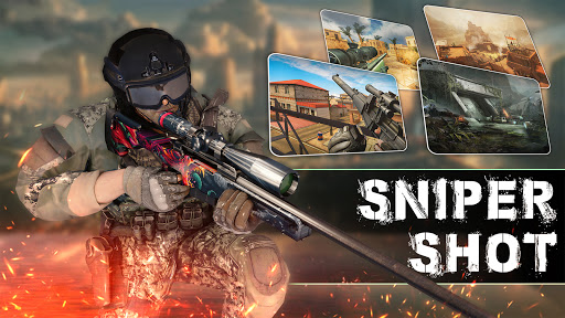 Border Army Sniper: Real army free new games 2021 screenshots 5