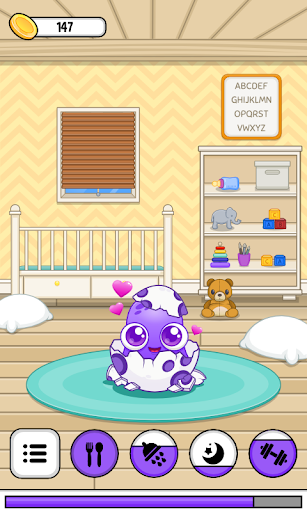 Moy 6 the Virtual Pet Game 2.041 Screenshots 1