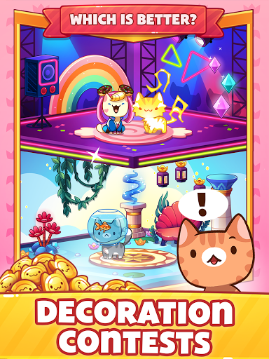 Cat Game - The Cats Collector!  screenshots 14
