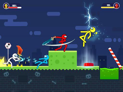 Stick Fights: Stickman Battle 1.0 screenshots 1