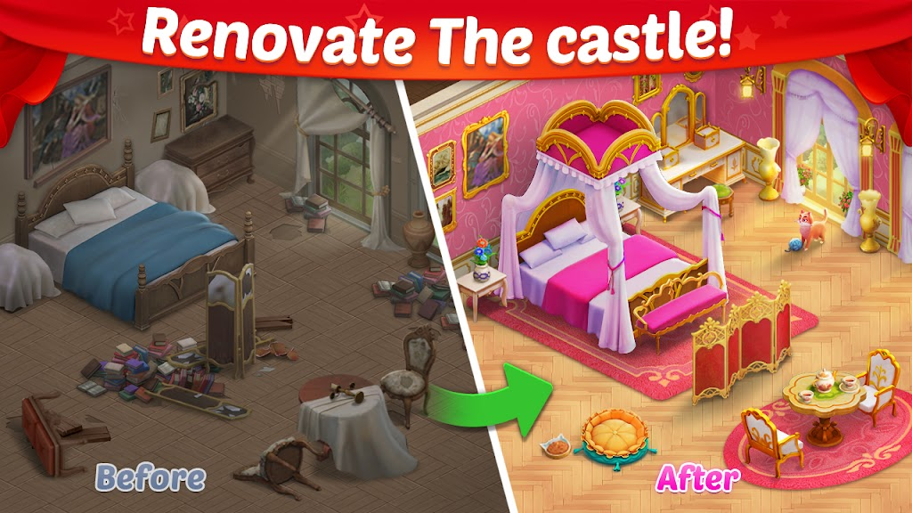 Castle Story: Puzzle & Choice poster 0