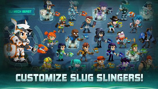 Slugterra: Slug it Out 2 MOD APK 4.1.0 (Free Purchase) 8