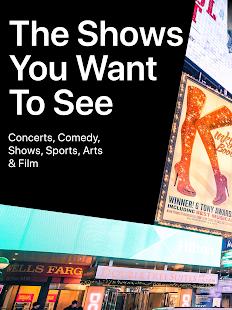 Rave ud83cudfab Shows & Theatre Tickets 2.0.0 Screenshots 7