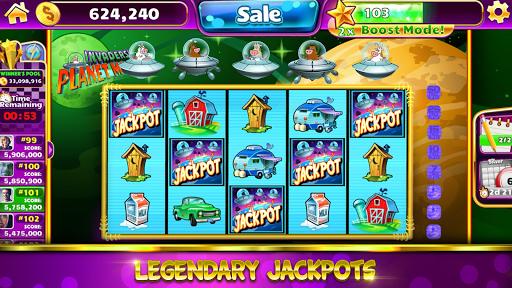 Jackpot Party Casino Games: Spin FREE Casino Slots 5017.01 screenshots 3