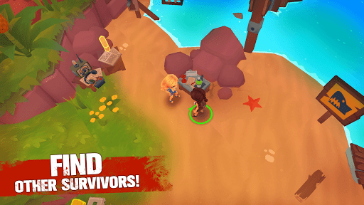 Grand Survival - Ocean Raft Adventure screenshots 5