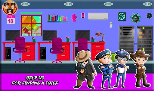 Code Triche Faire semblant de mon poste de police: évasion APK MOD (Astuce) screenshots 1