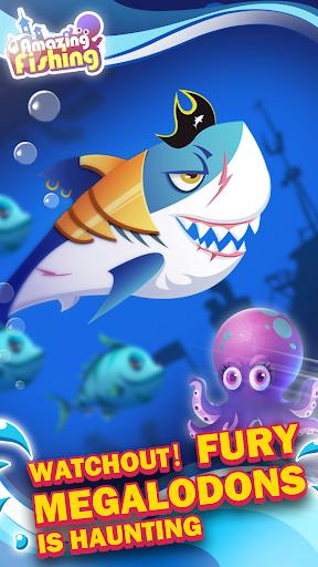 Amazing Fishing Games: Free Fish Game, Go Fish Now  screenshots 2