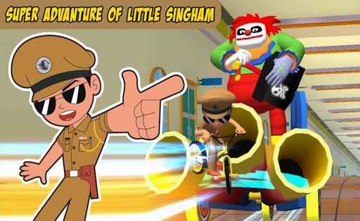 New Little Singham & Babli  Love Police Games  screenshots 3