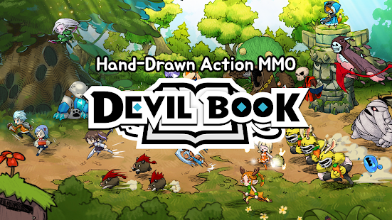 How to hack Devil Book for android free