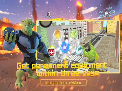 Super City Herouff1aCrime City Battle android2mod screenshots 12