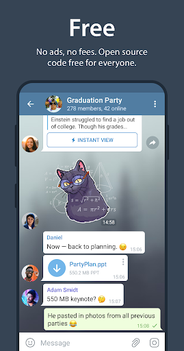 Telegram 7.4.2 screenshots 5