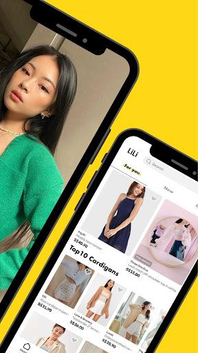 LiLi Style - All Fashion Shops Apkfinish screenshots 2