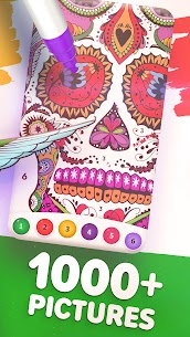 Magic Color by Number: Free Coloring game 4