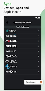 Cronometer – Nutrition Tracker Screenshot