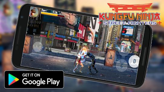 Kungfu Ninja Street Fighters Hack & Cheats Online 4