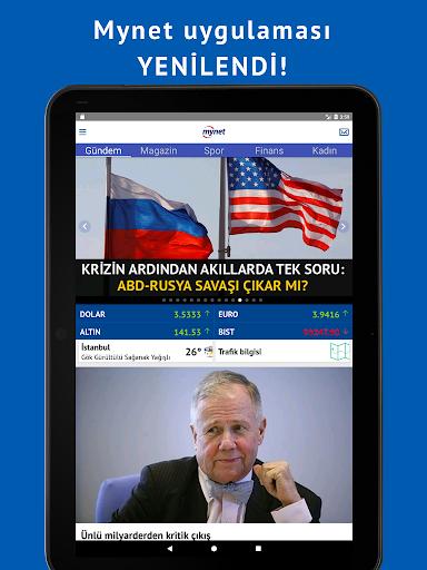 Mynet Haber - Son Dakika Haberler 4.42 Screenshots 8
