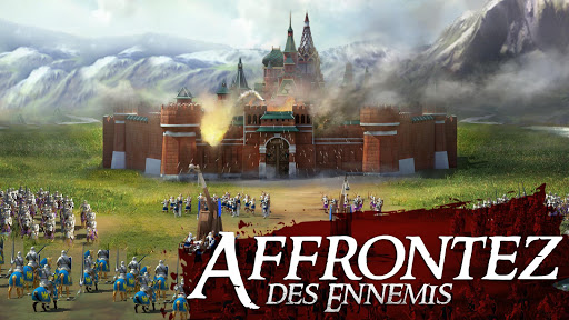 March of Empires: War of Lords APK MOD – Pièces de Monnaie Illimitées (Astuce) screenshots hack proof 1