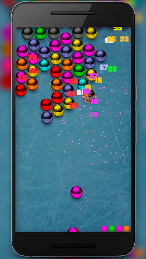 Magnetic balls bubble shoot 1.206 screenshots 1