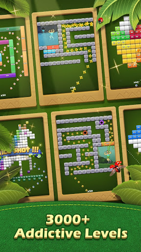 Breaker Fun - Bricks Ball Crusher Rescue Game android2mod screenshots 17