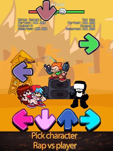 Fnf Pvp : multiplayer online 1.2 screenshots 8