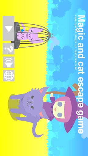 magic and cat escape screenshot 1